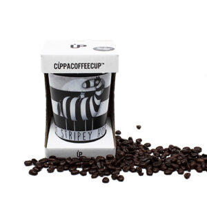 Reusable Cuppa Coffee Cup – Stripey Horse
