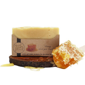 Nudi Point Body Soap – Honey Mind your Beeswax