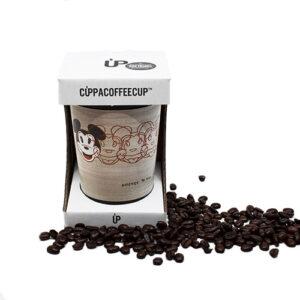Reusable Cuppa Coffee Cup – Mickey to Tiki
