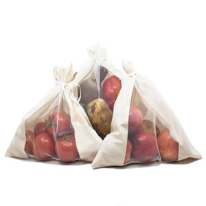 Think Eco Reusable Mesh Produce Bags – Multipack