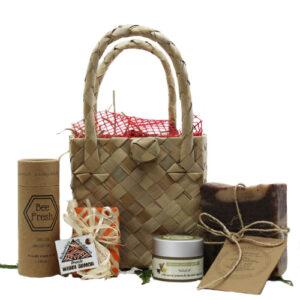 Flax Bag Gift Pack