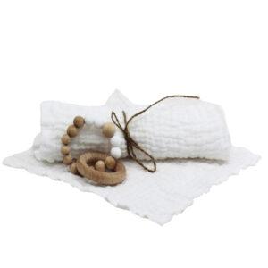 Gwamma Baby Muslin Flannels 6 Layered