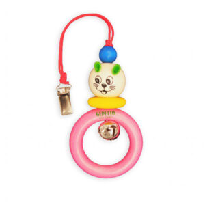 Gepetto Wooden Figaro Baby Toy