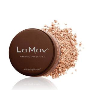 La Mav Mineral Organic Foundation SPF15 – Dark
