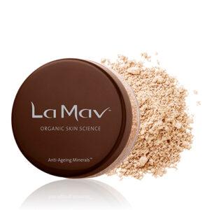 La Mav Organic Mineral Foundation SPF15-Light
