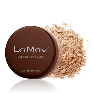 La Mav Organic Mineral Foundation SPF15-Medium