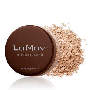 La Mav Organic Mineral Foundation SPF15-Light/Medium