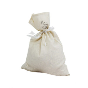 Think Eco Small Reusable Calico Bag