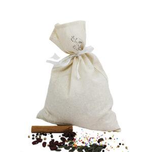 Small Reusable Calico Bag
