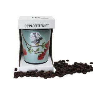 Reusable Cuppa Coffee Coffee Cup – Pohutukawa