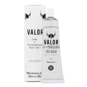 Valor Shea & Pomegranate Face Balm