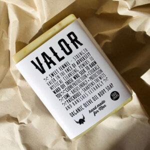 Valor Men's Face & Body Soap-Byron Spice