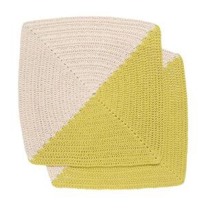 Danica Studio Crochet Dish Cloth – Angela Citrine